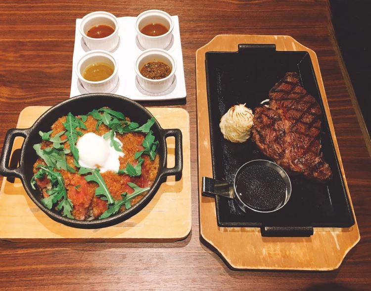 小巨蛋週邊美食 》橫濱物語 | 適合家庭聚餐的餐廳