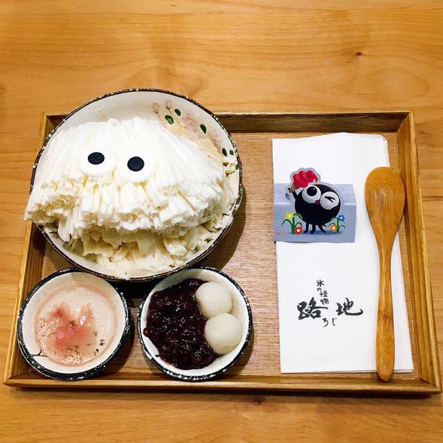 【 忠孝復興   Taipei Food 】新開幕   路地氷の怪物    Roji Ice Cream Shop   台北市民大道店
