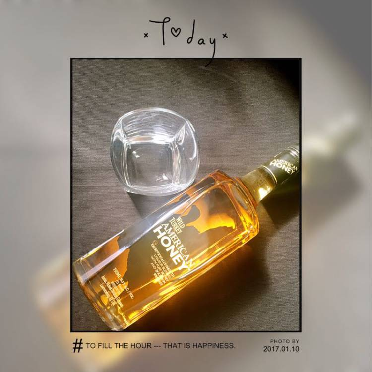 【 Wild Turkey American Honey Bourbon Whisky 】Costco 好市多   美國甜心蜂蜜香甜酒