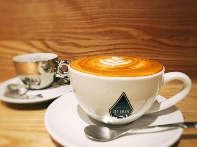Olivia Coffee Roaster 》 國父紀念館捷運站不限時咖啡店  |  Taipei Coffee