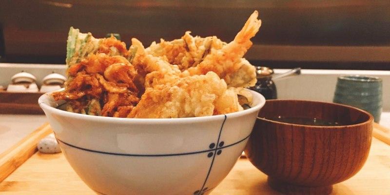 KICHI 吉天婦羅 》 忠孝復興捷運站美食    SOGO 日本料理餐廳