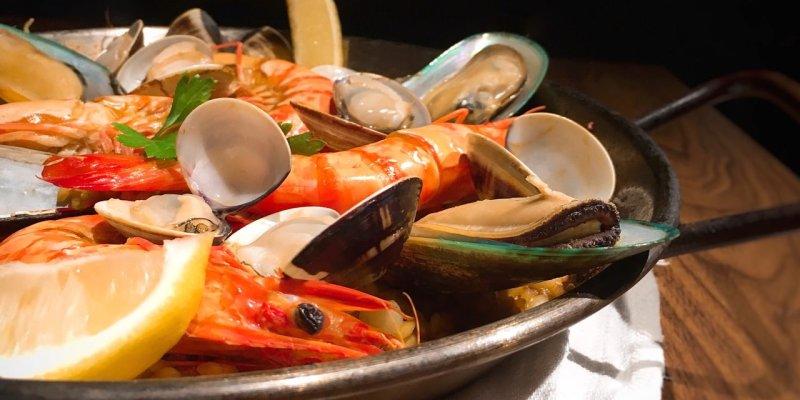 Olí 西班牙餐廳 》 大坪林捷運站餐酒館美食 |  Taipei Bistro