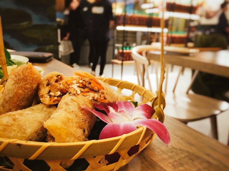 LA PHO 越南美食餐廳 》信義區 Neo 19 越南河粉 | Taipei Pho