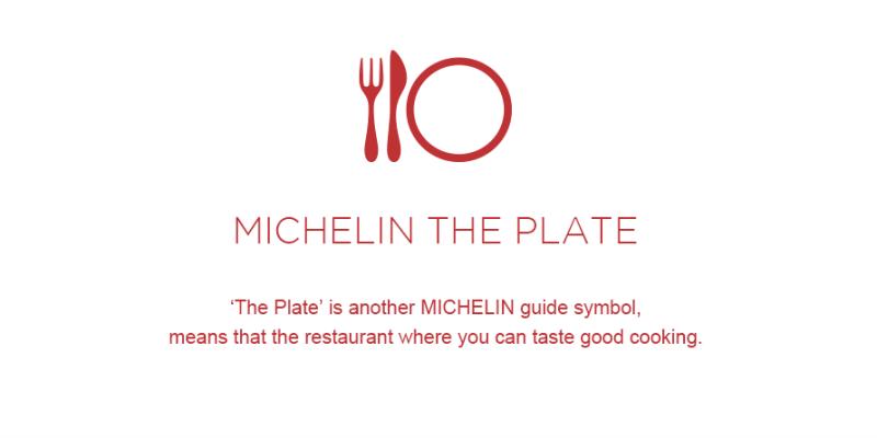 2018 台北米其林餐盤餐廳名單 》2018 THE PLATE MICHELIN GUIDE TAIPEI
