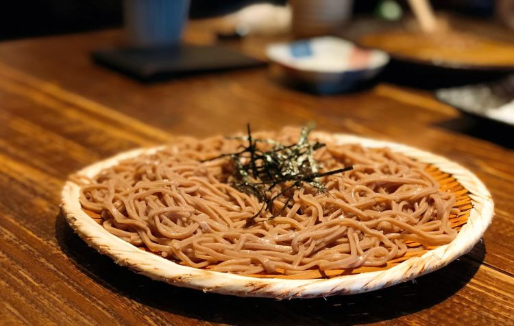 Taipei Healthy Soba 》二月半蕎麥麵    讓我來告訴你這家為何如此受歡迎