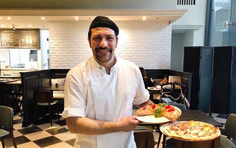IL MERCATO DAZHI PIZZA 》萬豪酒店餐廳 | 義瑪卡多大直餐酒館