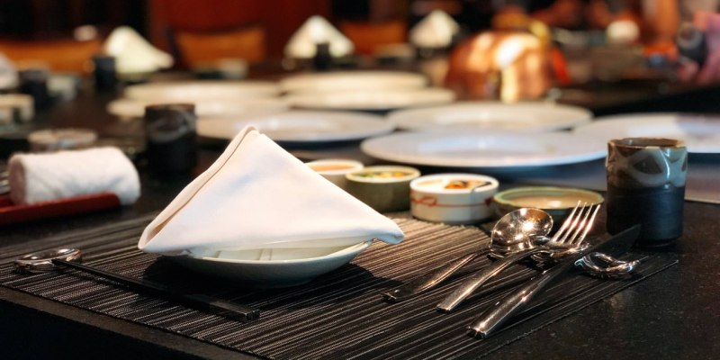台中鐵板燒 》石庭兼六園鐵板燒日本料理 | Taichung Teppanyaki