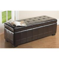 HUD4200A - Safavieh HUD4200A Large Manhattan Storage Bench ...