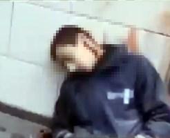 【グロ注意】シリアで銃撃の犠牲になった市民・・・