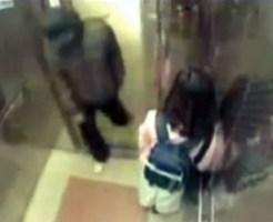 【衝撃映像:犯罪】強姦をこれでもかってくらいフルボッコにする女性www