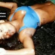 【グロ:動画集】惨殺された女性の映像を集めてみた・・・全裸多過ぎ内('・c_・` )