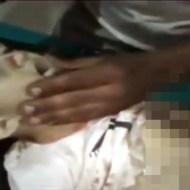 【閲覧注意】可愛い幼女が戦争に巻き込まれ内蔵剥き出しで死亡・・・