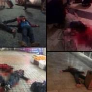 【テロ画像】中国雲南省昆明市の死者29人無差別殺人テロのグロ画像まとめ