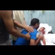 【超閲覧注意】子供が殺されて血塗れの姿を見た父親はこうなる・・・