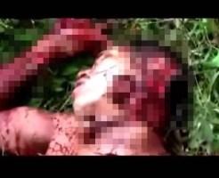 【閲覧注意】鉈で何度も切られ殺された少年・・・腐りかけで大量のハエが・・・