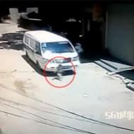 【轢き逃げ】死角にいた子供を轢いて普通に去っていく・・・轢かれた子供は・・・