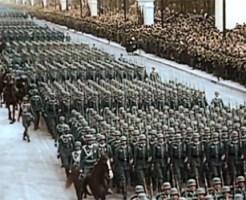 【戦争】WW2-第二次世界大戦-の鮮明なカラー映像