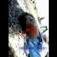 【グロ注意】地面に叩きつけられた可愛い少女が死ぬまで・・・