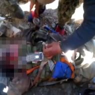 【閲覧注意】トルコ領海侵犯したロシア兵のその後が悲惨過ぎる・・・ 動画有り