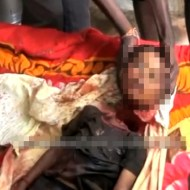 【超グロ動画】黒魔術信者によって生贄のために首を切断された4歳児・・・