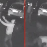 【衝撃映像】彡(゚)(゚)「え?女の子が飛び降りようとしてるって?ほな地上で受け止めたろ!」→結果・・・