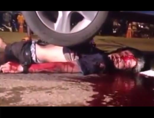 【グロ動画集】人が死に続ける動画見る勇気ある???