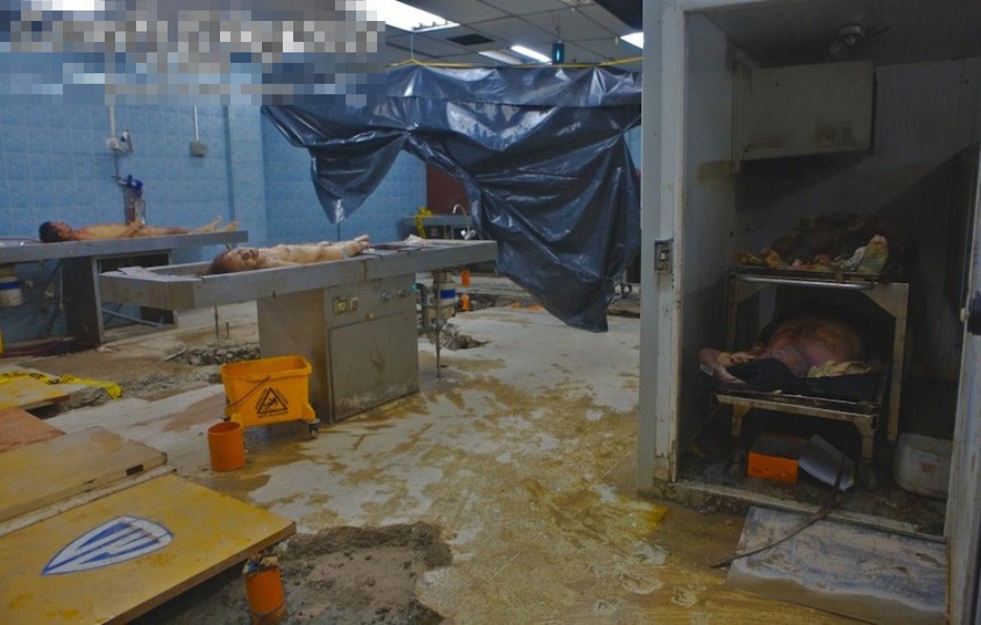 【遺体安置所】ベネズエラで有名な遺体安置所「ベロモンテ」に行ってきたから写真うpする ※グ●画像