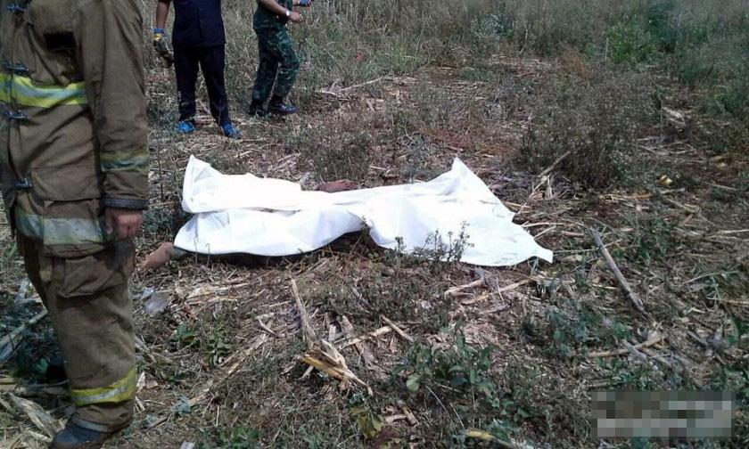 【閲覧注意】ガスパイプライン敷設中に不発弾爆発した不運な人の死体・・・ ※グ●画像