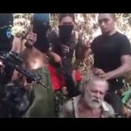 【処刑】フィリピンで拉致・斬首されたカナダ人の最後の瞬間・・・ ※閲覧注意