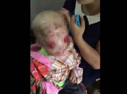 【グロ動画】自分の子供がエイリアンみたいになったらどうする?