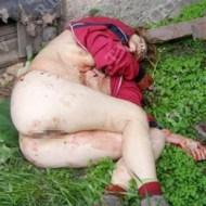 【グロ 女】レイプされて裸で死んでる女の子達の画像集はこちら ※17枚