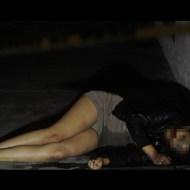 【グロ画像】通り魔に殺されて血まみれで倒れてたのが女子大生・・・