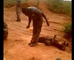 【暴行】ダイヤモンド鉱山の労働者をひたすら拷問する民間警備会社が無法過ぎる・・・