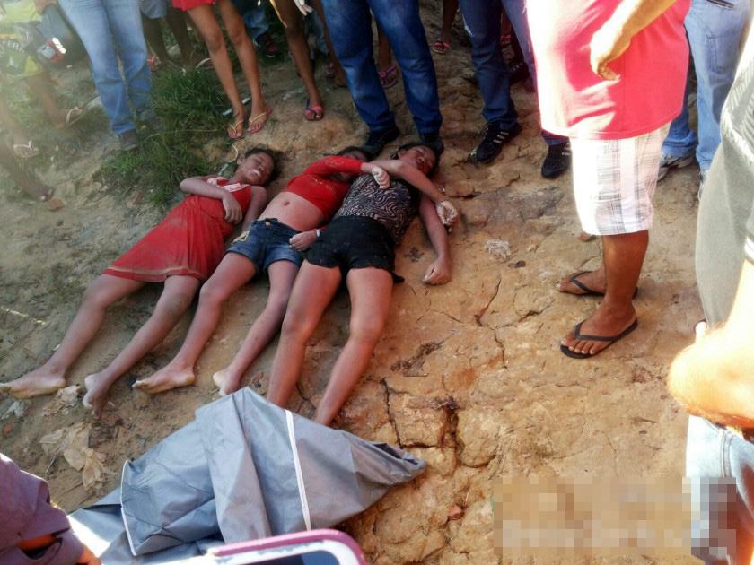 【口リ 死体】9、10、13歳の3姉妹が溺れて死ぬ悲劇・・・ ※画像