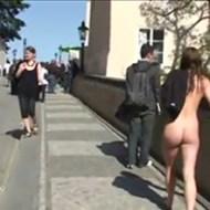 【朗報】あたし氏、裸で街を歩きまわると開放感半端ないことが判明w ※動画