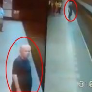 【衝撃映像】電車に飛び込んで自殺する時にタイミングずれたらどうなるか知ってる??