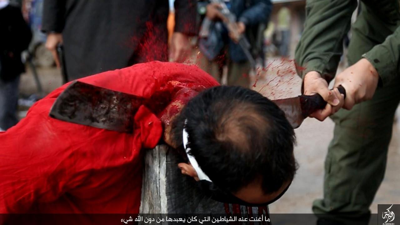 【グロ画像】ISISに殺害された人達の画像集がグロい・・・画像20枚 ※閲覧注意
