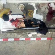 【閲覧注意】女性の飛び降り自殺のとある現場がヤバすぎる