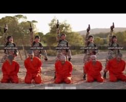【グロ衝撃】ISIS処刑人が世代交代した模様・・・全員子供になっとるw ※動画
