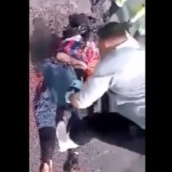 【事故映像】時速230kmで走ってたバイクが事故した時の運転手の末路が怖い・・・