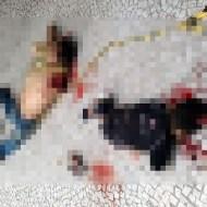 【グロ画像】自殺するお父さんに捲き込まれて子供まで一緒に飛び降りさせられたら・・・ ※閲覧注意