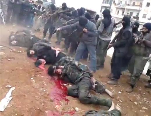 【グロ動画】難民が大量発生してるシリアの現状が修羅の国・・・国連パンくん無能説w