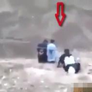 【ISIS】ランボーかよw処刑される前にAK奪って反撃する猛者が出現w ※動画