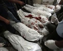 【超閲覧注意】遺体安置所が満員過ぎて廊下に死体が散乱してるんだが・・・