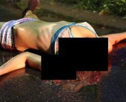 【グロ画像】女性のグロ死体でち●ちんおっきする人のためのグロ画像まとめ【画像12枚】