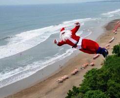 【自殺】クリスマスぼっちなのでクリスマスツリーに飛びおりてみたw
