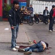 【閲覧注意】ブラジルでは喧嘩で刺し殺すのは日常茶飯事・・・ 動画あり