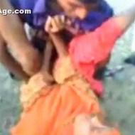 【閲覧注意】イスラム教徒の女性がレ●プされた・・・※無●正動画あり