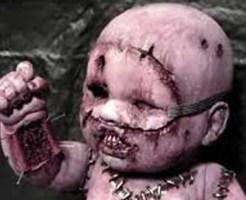 【閲覧注意】不気味すぎて怖いわ(;´Д`)恐怖な赤ちゃん!?【動画1本・画像5枚】