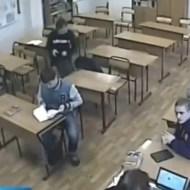 【いじめ殺人】17歳の学生がいじめで殺された時の教室内の映像来たけど・・・